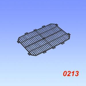 Capac pentru navetele Mini 300x200x10