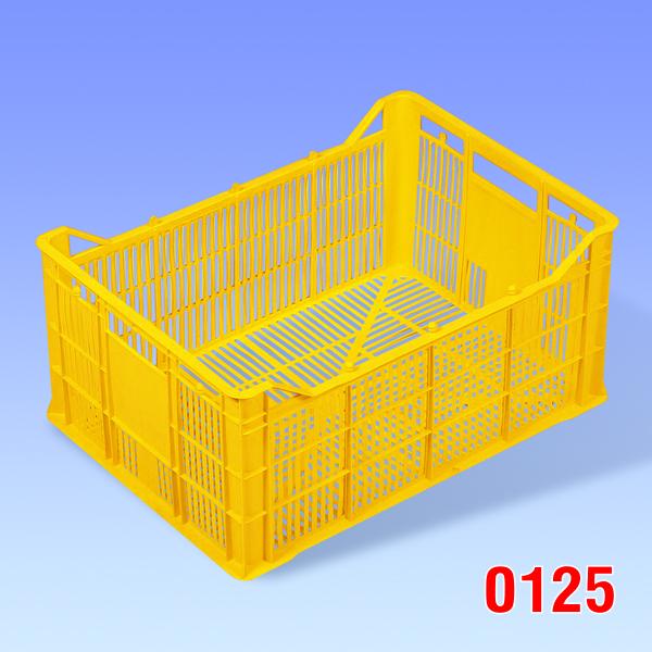 Ladita plastic de unica folosinta 406x290x175