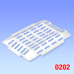 "Capac din plastic pentru navetele ""P&Z"" 530x350x40"