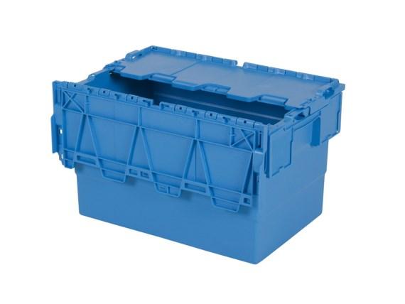Palet industrial din plastic 1200 x 1000 i7