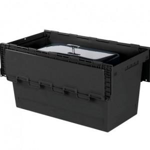 CONTAINER PENTRU VESELA BLACK LINE TPO – 800 x 400 X 440 H