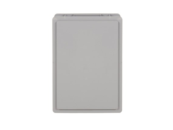 Palet industrial din plastic 1200 x 1000 US7