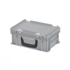 CUTIE DE PLASTIC CU CAPAC SI MANER TPO – 300 x 200 x 131 H