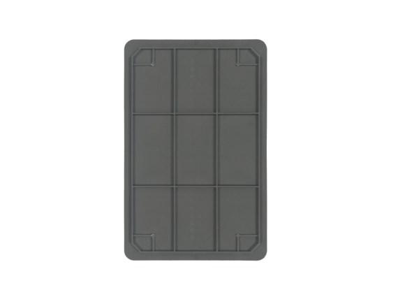 Palet industrial din plastic 1400 x 1400 Sam S3
