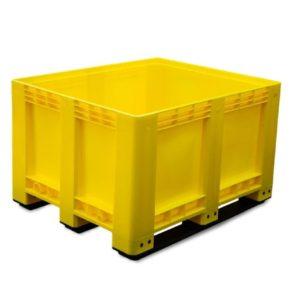 Bigbox 1200×1000 cu pereti inchisi si sina