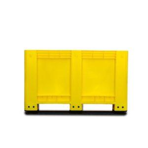 Boxpalet 1200×1000 cu peretii inchisi