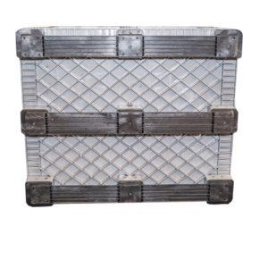 Boxpalet ventilat 1200×1000 cu 3 sine