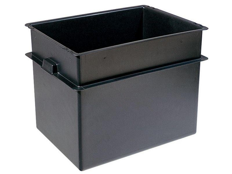 Nestable container 100 l