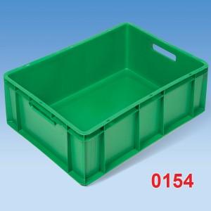 """Naveta plastic """"EUROLINE"""", pereti si fund solid 600x400x200"""