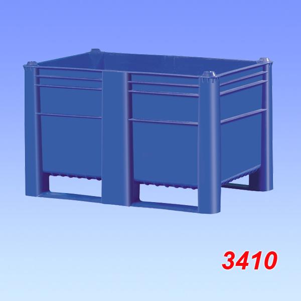 Boxpalet standard, modelul 800 1200x800x740
