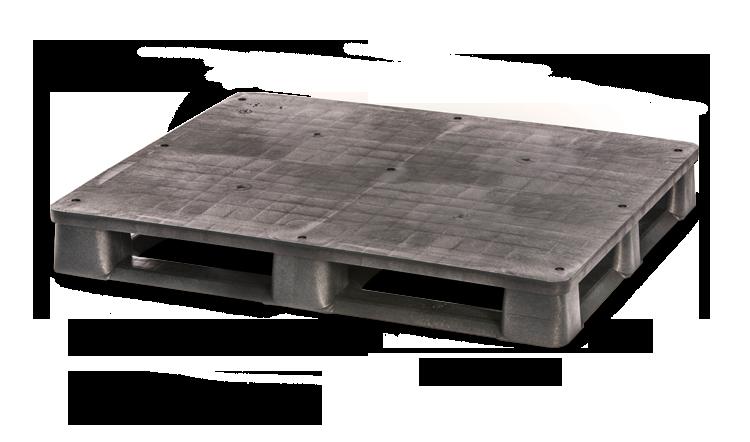 Palet industrial din plastic 1200 x 1000 US7.1