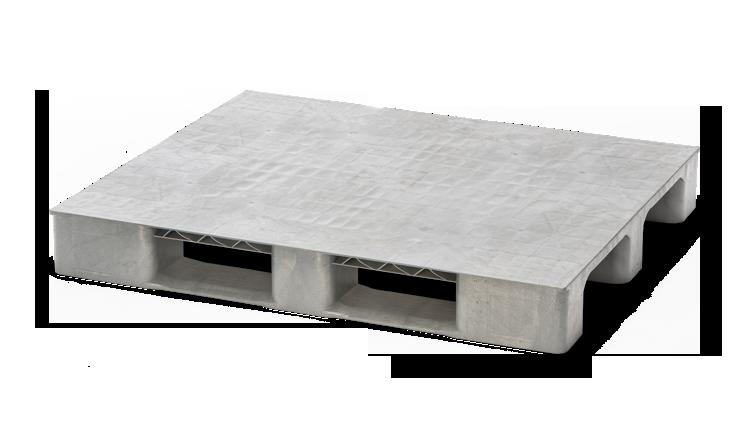 Palet industrial din plastic 1200 x 1000 i5.1