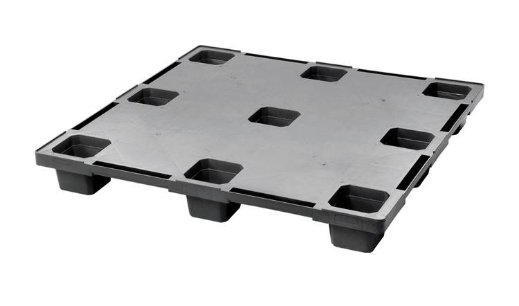 Palet industrial din plastic 1140 x 1140 C5.2