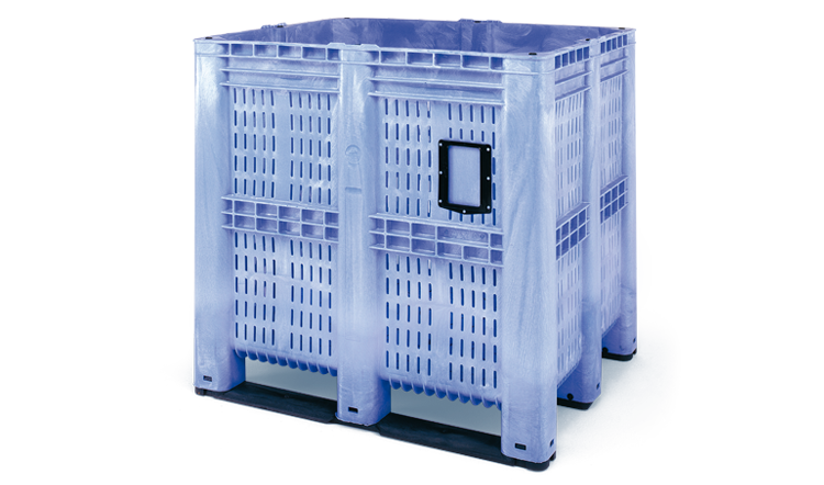 Palet tip container 5R cu pereti ventilati 1300 x 1150